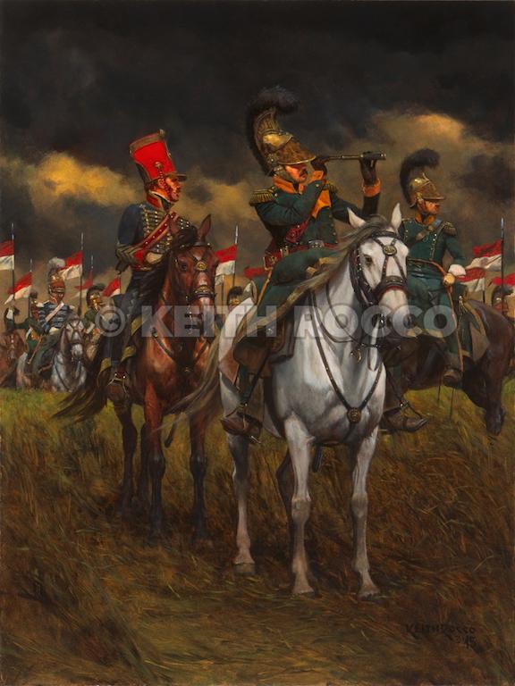2e Chevau-Legers Lanciers - Colonel Sourd